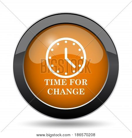Time For Change Icon