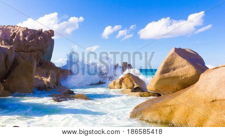 Seascape Shore Stones