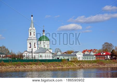 Church of the Great Martyr Catherine of the St. Catherine's Convent in Tver Russia
