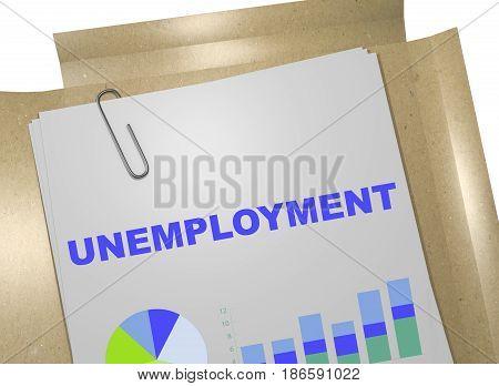 Unemployment - Business Concept