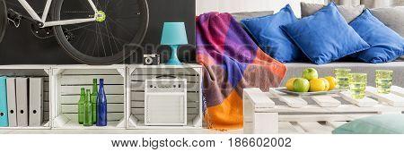 Modern Diy Accessories In Living Room