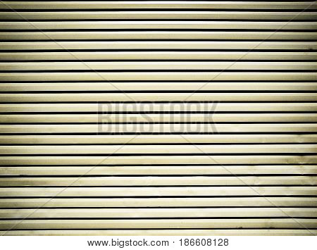 Plastic siding closeup, wall texture, abstract, grunge background, house siding background, detail of a house wall, beige siding