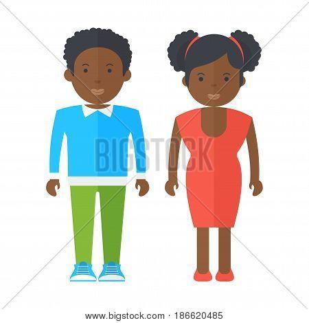 Black People Adolescents