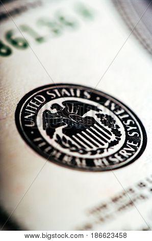 One Dollar Bill - Macro Nb. 41