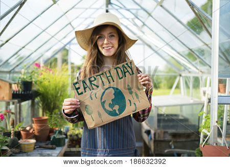 Environmental Recycle Earth Day Illustration