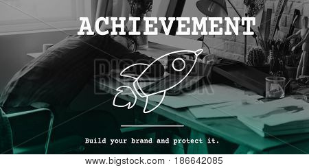 Business Achievement Creative Design