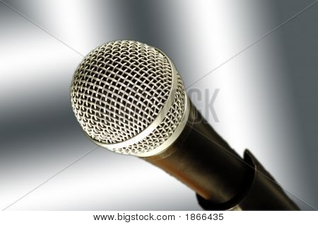 Metal Microphone