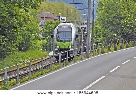 High-speed train in Europe, travel Europe new trains