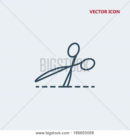 cutting with a scissor Icon, cutting with a scissor Icon Eps10, cutting with a scissor Icon Vector, cutting with a scissor Icon Eps, cutting with a scissor Icon Jpg, cutting with a scissor Icon Picture