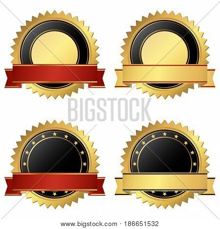 Collection Of Business Seals