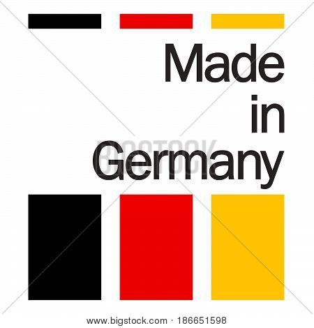 Seal Of Quality Made In Germany