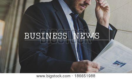 Business News Update Report Information