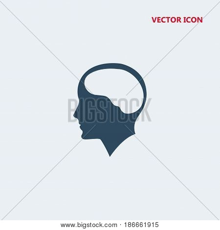 brain inside human head Icon, brain inside human head Icon Eps10, brain inside human head Icon Vector, brain inside human head Icon Eps, brain inside human head Icon Jpg