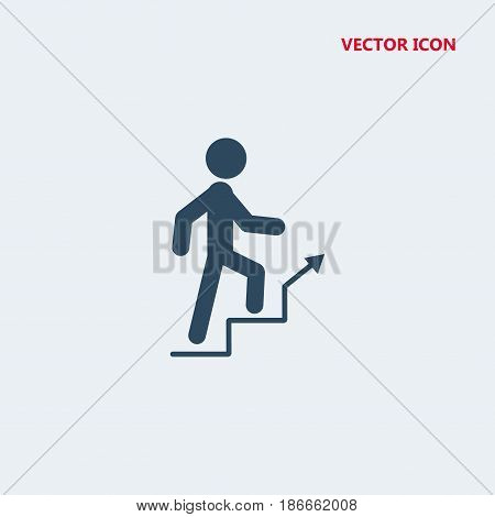 man climbing stairs Icon, man climbing stairs Icon Eps10, man climbing stairs Icon Vector, man climbing stairs Icon Eps, man climbing stairs Icon Jpg, man climbing stairs Icon Picture