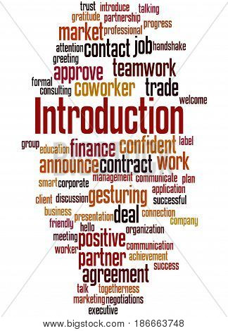 Introduction, Word Cloud Concept 5