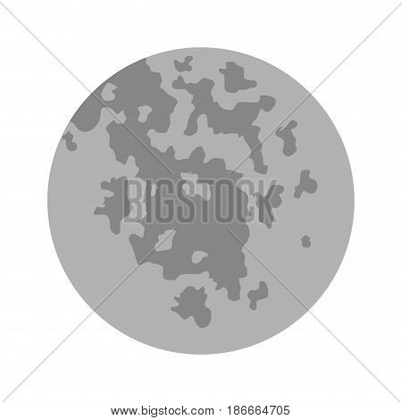 map round worl earth planet design vector illustration
