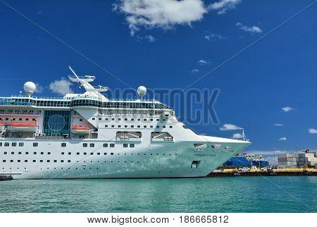 Empress Of The Seas Ship