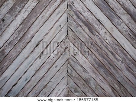 Dark Wood panel background. Old vintage planked wooden texture. Boards empty clear background for flat lay photo design