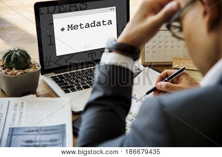 The User Connect to Metadata Computer Programming