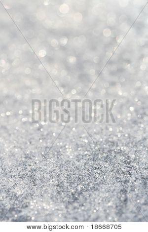 star glitter background , super macro shot, shallow DOF