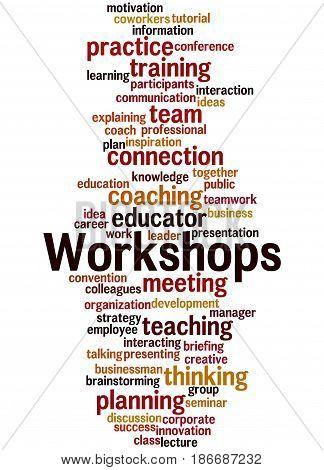 Workshops, Word Cloud Concept 9