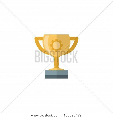 Flat Motivation Element. Vector Illustration Of Flat Incentive Isolated On Clean Background. Can Be Used As Incentive, Motivation And Prompting Symbols.