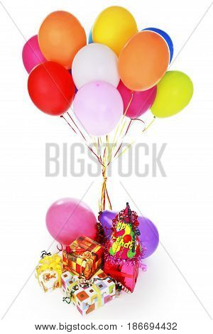 Balloons party celebration event helium balloons birthday gifts