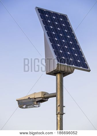 Solar Powered Street Lantarn