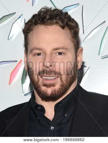 LOS ANGELES - MAY 06:  Sean Parker arrives for the Kaleidoscope 5 on May 6, 2017 in Culver City, CA