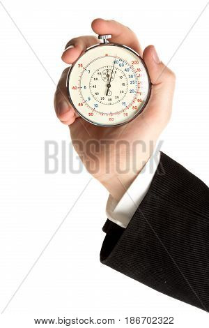 Stopwatch speed watch business swimming time timer