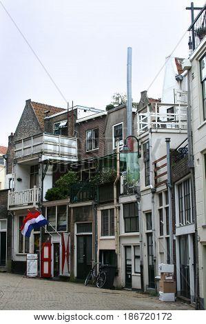 Street Of Gouda