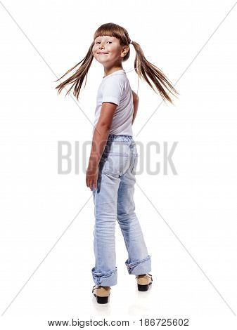 Girl Turn Back