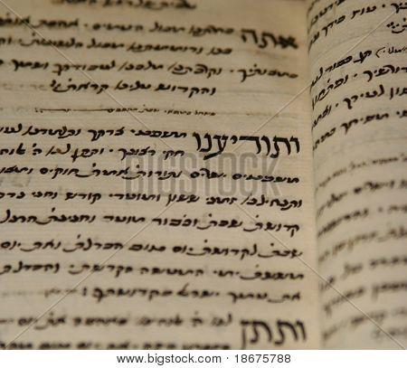 An Iraqi Jewish Prayerbook