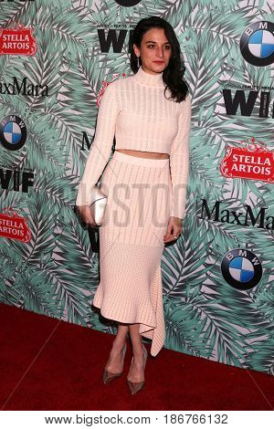 LOS ANGELES - FEB 24:  Jenny Slate at the 10th Annual Women in Film Pre-Oscar Cocktail Party at Nightingale Plaza on February 24, 2017 in Los Angeles, CA