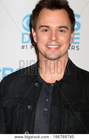 LOS ANGELES - NOV 3:  Darin Brooks at the The Bold and the Beautiful