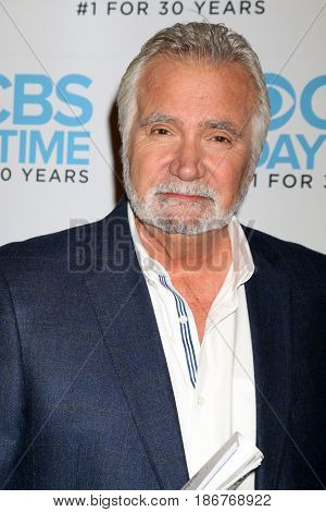 LOS ANGELES - NOV 3:  John McCook at the The Bold and the Beautiful