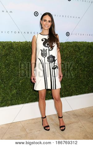 LOS ANGELES - APR 1:  Jordana Brewster at the Victoria Beckham For Target Launch Event at Private Residence on April 1, 2017 in Los Angeles, CA