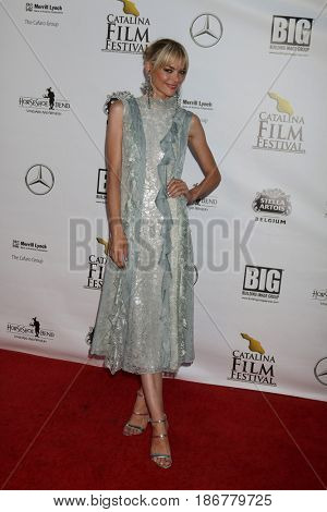 LOS ANGELES - OCT 1:  Jaime King at the Catalina Film Festival - Saturday at the Casino on October 1, 2016 in Avalon, Catalina Island, CA