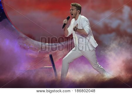 Nathan Trent From Austria Eurovision 2017