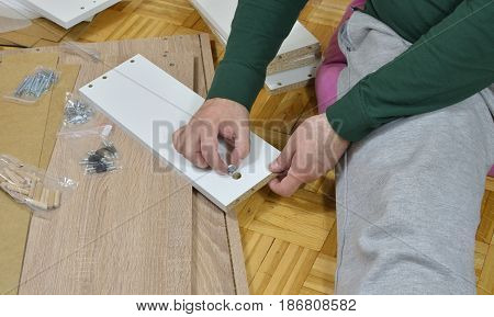 Assembling Chest Of Drawers