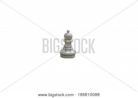 chess isolated on white background ; chess