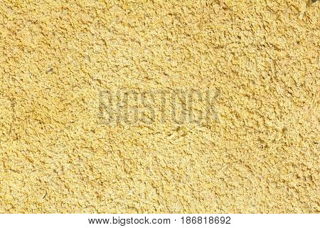 Yellow leather texture, leather background for design. Pattern of leather that occurs natural.