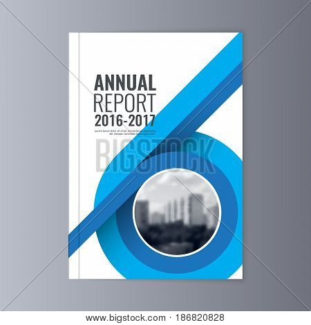 Annual report, flyer, presentation, brochure. Front page, book cover layout design. Design layout template in A4 size . Abstract templates.