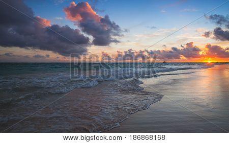 Dominican Republic, Coastal Landscape