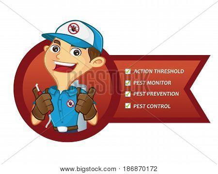 Exterminator Services List