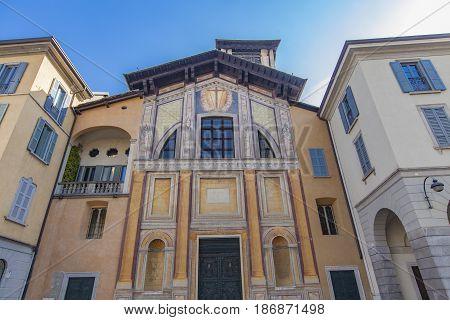Chiesa Di San Giacomo In Como, Italy