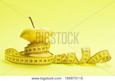 Slimming Diet Concept