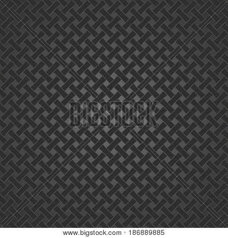 weave craft gray metal background with shadows and tints