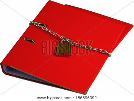 Security document file data protection office organization
