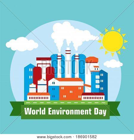 Eco Save Environment Plant